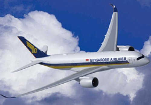 Mit welcher Airline nach Singapore