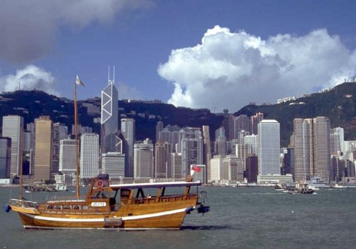 Stopover-Package für Hongkong