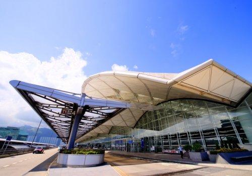Infos zum Flughafen Hongkong