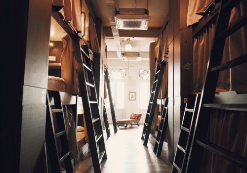 Preiswerte Hostel-Unterkünfte
