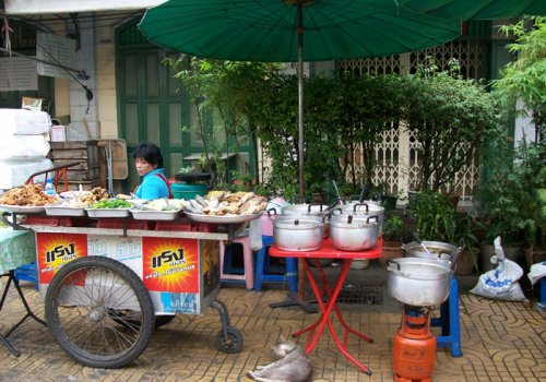 Bangkok - Stadt der vielen Gesichter