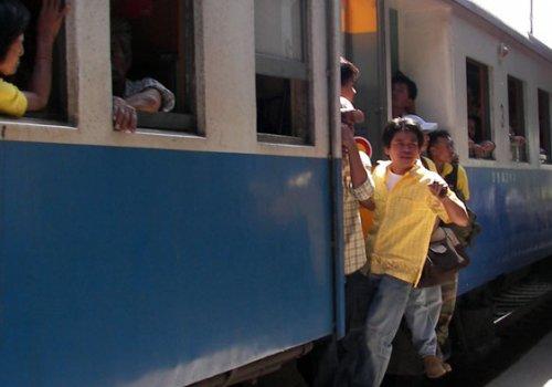 Von Bangkok nach Singapore auf dem Landweg