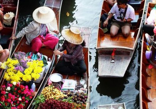 2-3 Nächte Stopover-Package für Bangkok