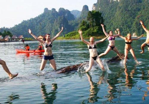 10-Tage-Backpacker-Tour durch Thailand im Test