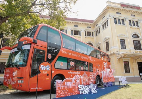 Bangkoks Sightseeing-Bus